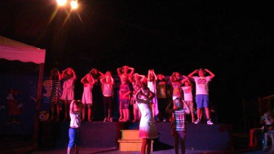 Magione, Italia: Baby show