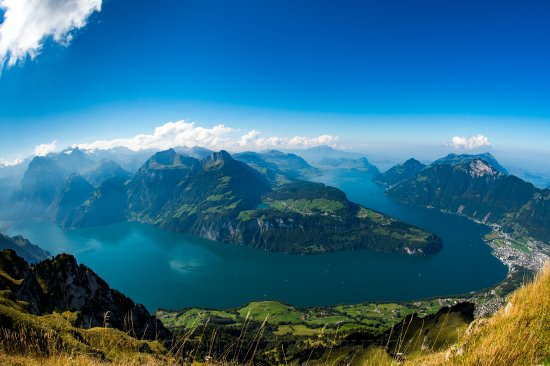 Stoos, Switzerland: Aussichtspunkt Fronalpstock