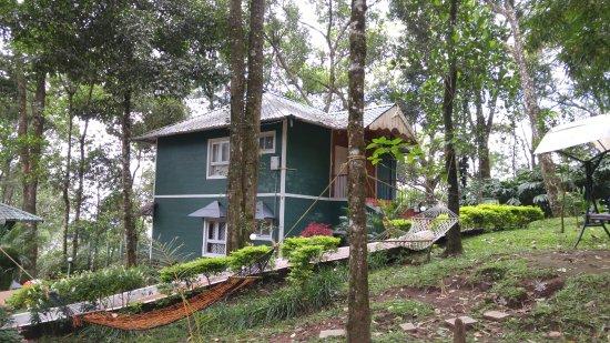 At Blue Bells Valley Resort, Munnar