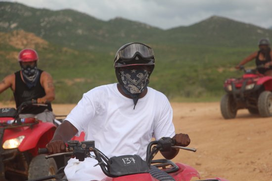 Cactus ATV Tours: Riding Dirty