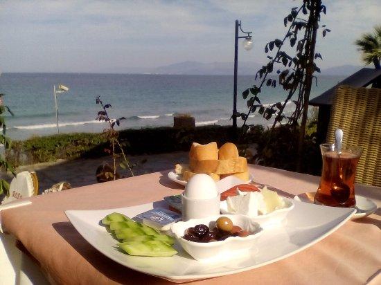 Rosy Pension Hotel: Завтрак