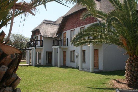 Ганзи, Ботсвана: Standard Rooms