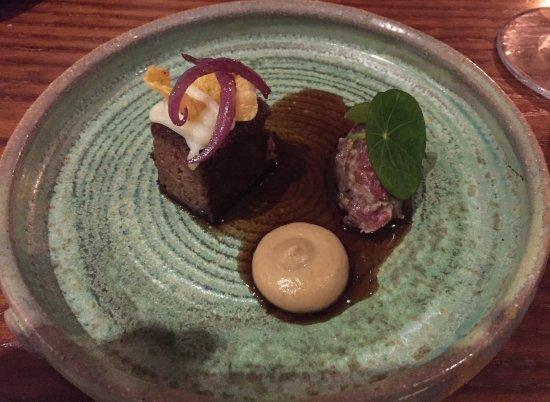 Plympton, UK: Corned Beef... apparently!