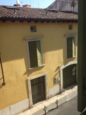 Province of Verona, Italia: View from bedroom window