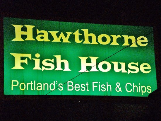 Picture of hawthorne fish house portland for Hawthorne fish house