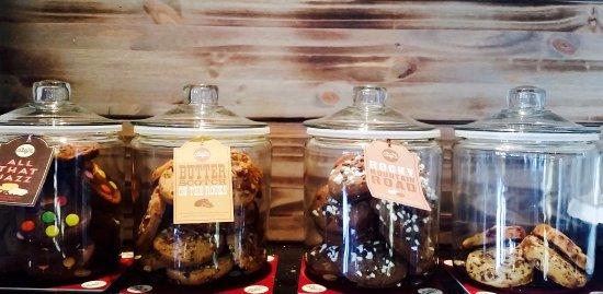 Greystones, Irland: Cookies