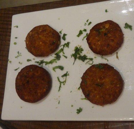 global food factory veg lahori kebab