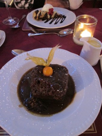 Braithwaite, UK: Sticky toffee pudding