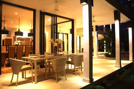 Akilea villas bewertungen fotos preisvergleich pecatu for Salle a manger karma