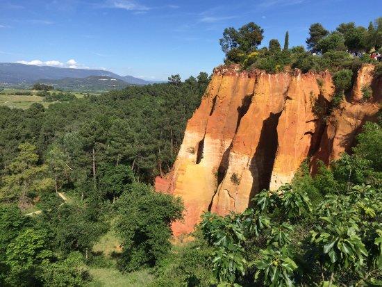 Murs, Francja: Plein les yeux