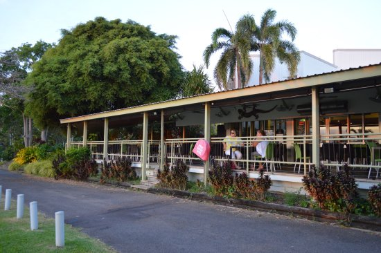 Museum & Art Gallery of the Northern Territory: Cornucopia Museum Cafe/Restaurant one of the best in Darwin