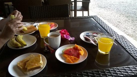 Rino's Motel: La colazione