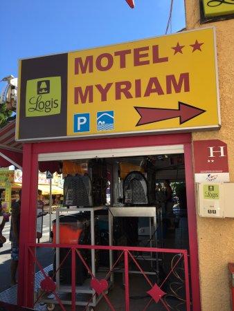 Motel myriam vias france voir les tarifs 65 avis et for Motel bas prix