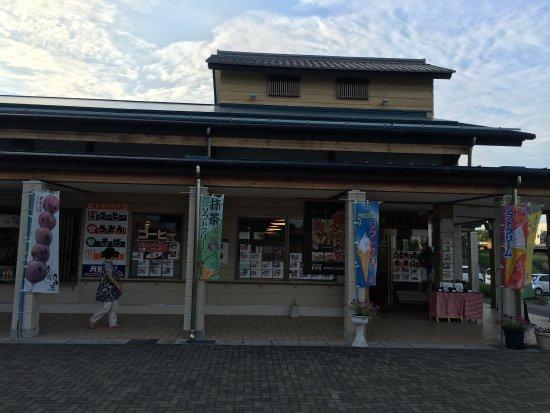 Kaizu, ญี่ปุ่น: 道の駅 月見の里南濃