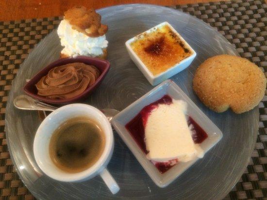 Dieulefit, Francja: Le café gourmand