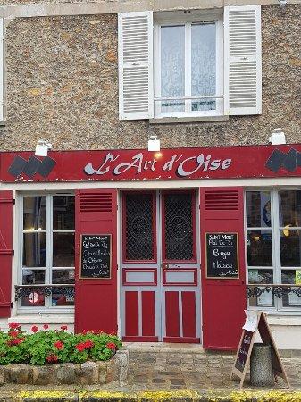 Dampierre-en-Yvelines, Francia: 20160925_131502_large.jpg