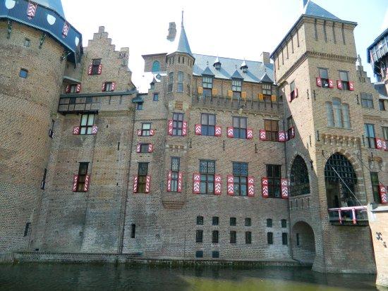 Haarzuilens, Holland: Il castello