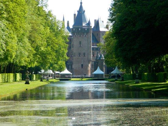 Haarzuilens, Nederland: Dal giardino