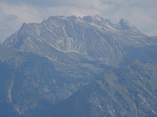 Riezlern, Østerrike: Blick aufs Nebelhorn