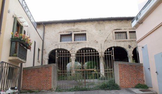 Ex Ghetto Ebraico di Vittorio Veneto