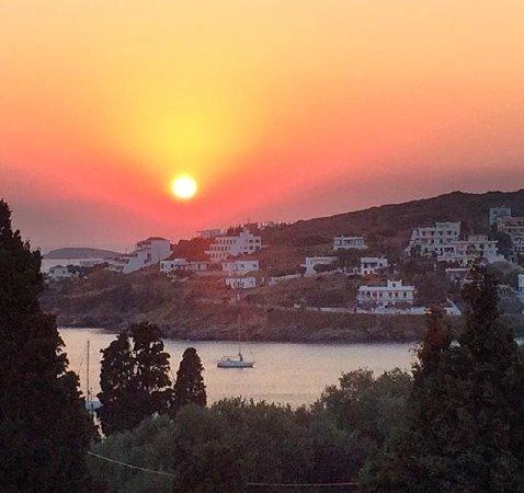 Amorani Studios : Sunset from my room.