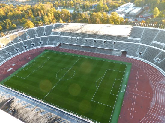 Olympic Stadium (Olympiastadion): Olympic Stadium
