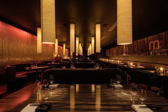 Umami: Interior restaurant