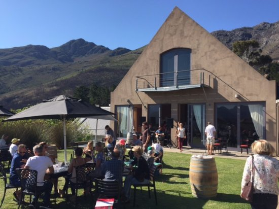 Franschhoek, Sudafrica: Outside