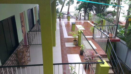 Luciano Guest House: balcony