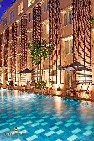 Ananta Legian Hotel: POOL ANANTA LEGIAN HOTEL