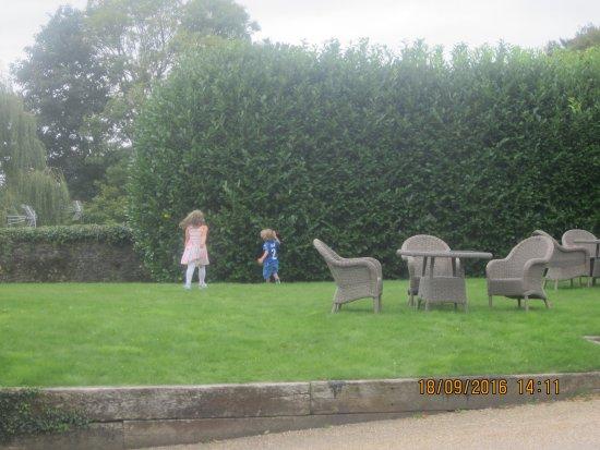 Kentisbury, UK: Children playground