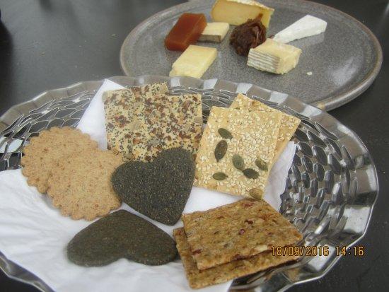 Kentisbury, UK: Extra cheese