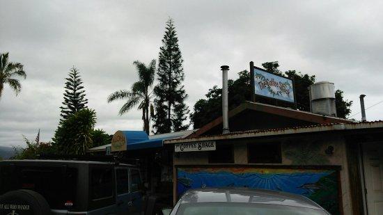 Captain Cook, Havai: ローストビーフサンド