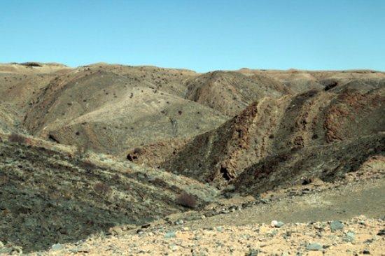 Windhoek, Namibia: Kuiseb Pass (4)