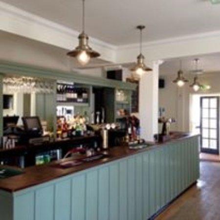 Thorpe le Soken, UK: The Bar