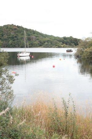 Balloch, UK : Shores of Loch Lomond