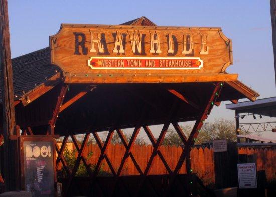 Чандлер, Аризона: Rawhide Western Town, Chandler, Az