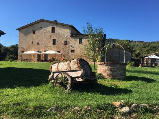 Soggiorno Taverna Celsa Foto