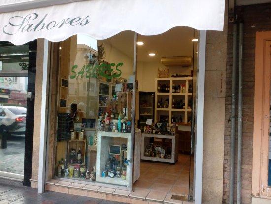 Sabores Tienda Gourmet