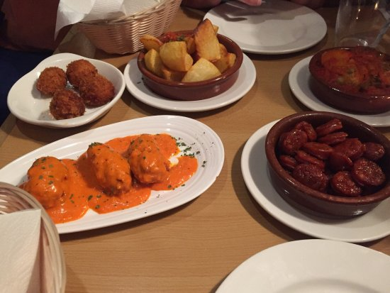 Bravas Restaurant London