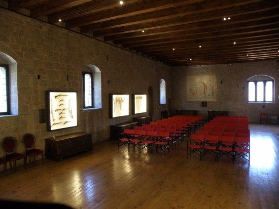 Stenico, Italia: Sala del Consiglio