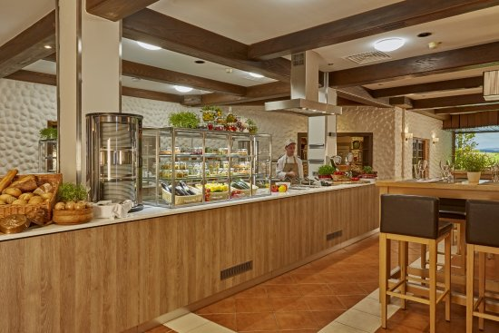H+ Hotel Willingen: Buffet
