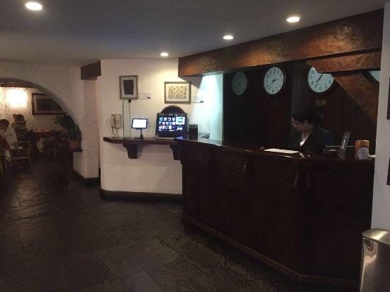 La Hacienda Miraflores: reception