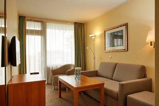 H+ Hotel Willingen: Zimmerbeispiel