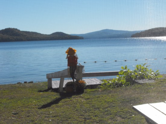 Gilford, NH: view from our porch