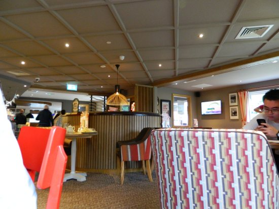 Balloch, UK : The Dining Room