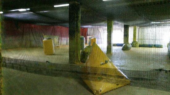Helmstadt, Deutschland: Paintball Arena Kraichgau