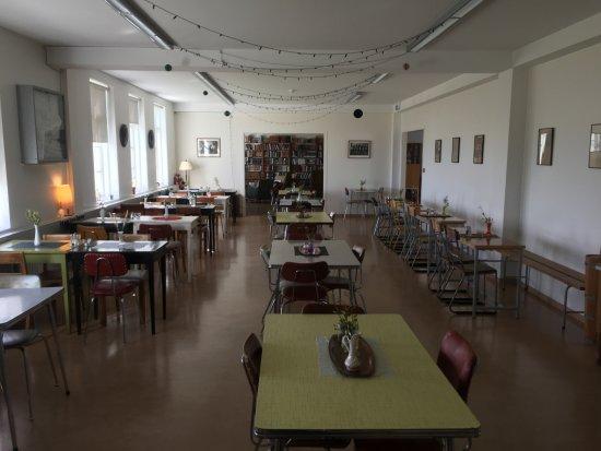 Laugarvatn, Islandia: la vechia mensa