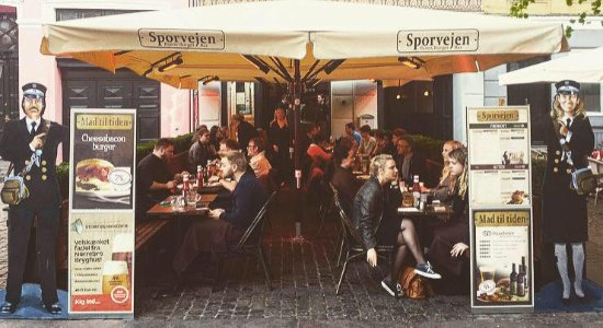 Photo of Modern European Restaurant Sporvejen at Graabroedretorv 17, Copenhagen 1154, Denmark