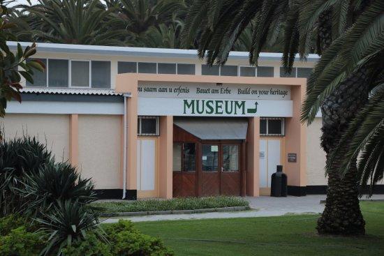 Swakopmund Museum - entrance